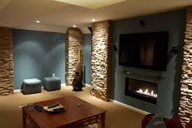 fireplace in basement oliviasz com home design decorating