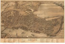 Portland City Maps by Old Maps Of Portland Maine