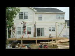 How To Build A Detached Patio Cover How To Build A Screen Porch Howard County Maryland Youtube