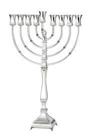 hanukkah clearance buy classically shaped hanukkah menorah vertical etching by