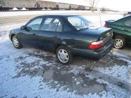 sale toyota corolla 1996 toyota corolla for sale carsforsale com