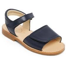 dominique small children sandals menthe et grenadine