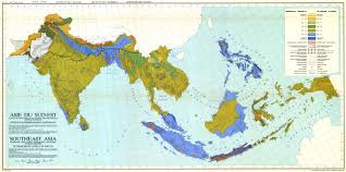 Map Of South Asia by The Soil Maps Of Asia Display Maps