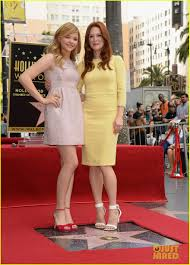 julianne moore hollywood walk of fame ceremony photo 2965324