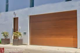 modern entry doors modern garage door 28 tungsten royce