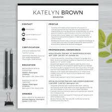 Resume For Educators Resume For Teacher U2013 Inssite