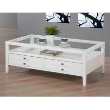 glossy white coffee table overstock com aristo gloss white coffee table this beautiful