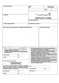 chambre de commerce certificat d origine authentification attestation et légalisation de certificat d origine