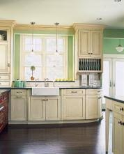 Kitchen With Only Lower Cabinets All About Kitchen Cabinets This Old House
