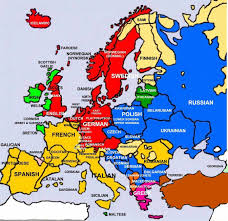 Indo European Language Map by Languages Of Europe