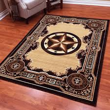 Lone Star Home Decor by Western Area Rugs Southwest Creative Rugs Decoration