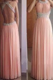 light pink halter dress blush light pink prom dresses long 2016 halter sequins beaded