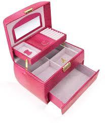 Box Makeup zevora designer vanity box makeup jewellery multi purpose vanity