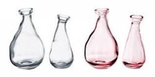 ikea vasi vetro trasparente v繞rvind set di 2 vasi colori vari ikea italy ikeapedia