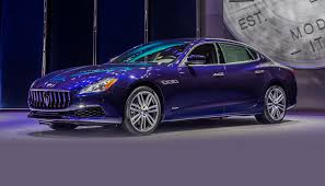 maserati 2018 2018 maserati ghibli granlusso gransport refreshed sedan due