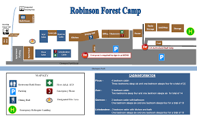 Uky Map Robinson Forest Robinson Center