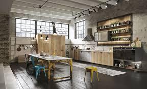 cuisine industrielle loft la cuisine industrielle 5 conseils pour ne pas se tromper snaidero