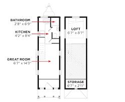 tumbleweed tiny house plan home