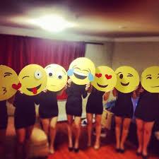 Emoticon Costume Halloween 46 Soirée Emoji Images Emoji Costume Costume