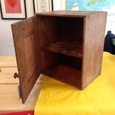 Vintage Small Desk by Small Vintage Oak Cabinet The Consortium Vintage Furniture