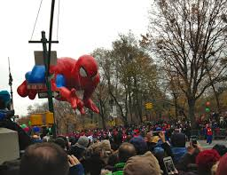 when was the thanksgiving day the macy u0027s thanksgiving day parade up close in person