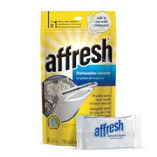 amazon com affresh w10282479 dishwasher cleaner 6 tablets home