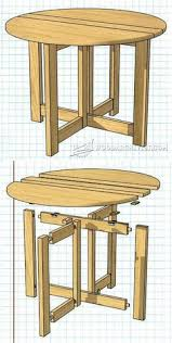 Drop Leaf Table Plans Drop Leaf Table Plans Furniture Plans And Projects