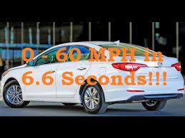 hyundai sonata 0 60 2015 hyundai sonata eco 0 60 mph