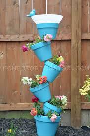 Garden Containers Ideas - 7 super low budget diy garden pots projects part 1