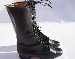 womens knee high boots sale uk s boots vintage etsy uk
