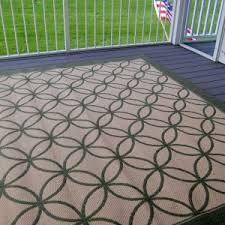 decor u0026 tips walmart outdoor rugs with wood decks and indoor