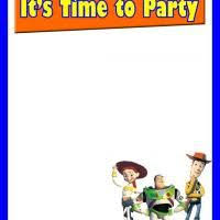 free printable toy story woody jessie invitation toy story