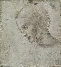 Leonardo Da Vinci Drapery Madonna Litta Wikipedia