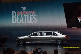 maybach car 2015 2015 mercedes maybach s600 pullman mercedes benz press conference
