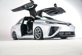 futuristic cars drawings custom toyota models stun sema 2015