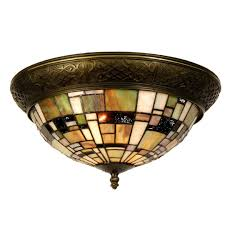 Ceiling Light Falling Water Ceiling Flush Ceiling Light By
