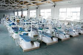 Used Portable Dental Chair Cl 601 Used Portable Dental Chair Unit With Led Sensor Lamp Buy