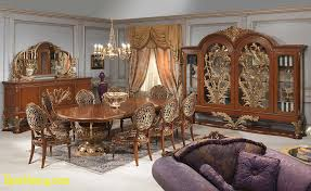 italian living room set dining room high end dining room furniture elegant deluxe classic