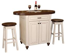 kitchen island with stools amish heritage pub kitchen island