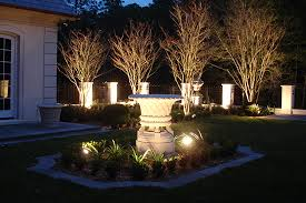 Landscape Outdoor Lighting Landscape Lighting Design Installation St Louis Dusk To