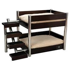 Doggie Bunk Beds Pet Bunk Beds For Two Pets Is This Taking It Far