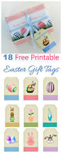 easter gift tag labels free printable always the holidays