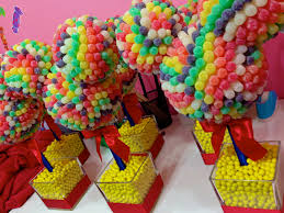 Circus Candy Buffet Ideas by The Worlds Cutest Candy Centerpieces Arrangements Candy Bouquets