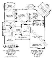 two story house plan candelaria house plan house plans by garrell associates inc