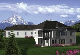 house plans walkout basement ranch home plan with walkout basement 89856ah architectural
