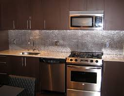 kitchens with stainless steel backsplash small kitchen sink captainwalt com