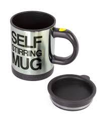 excluzy self stirring mug buy online at best price in india