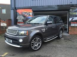 land rover hse 2012 land rover range rover sport 2 7 td v6 hse 5dr 2012 autobiography