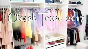 closet tour 2017 office and filming room affordable new