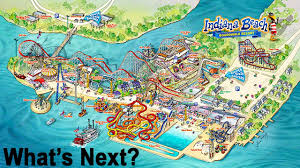 Indiana beaches images New roller coasters coming to indiana beach what are their future jpg